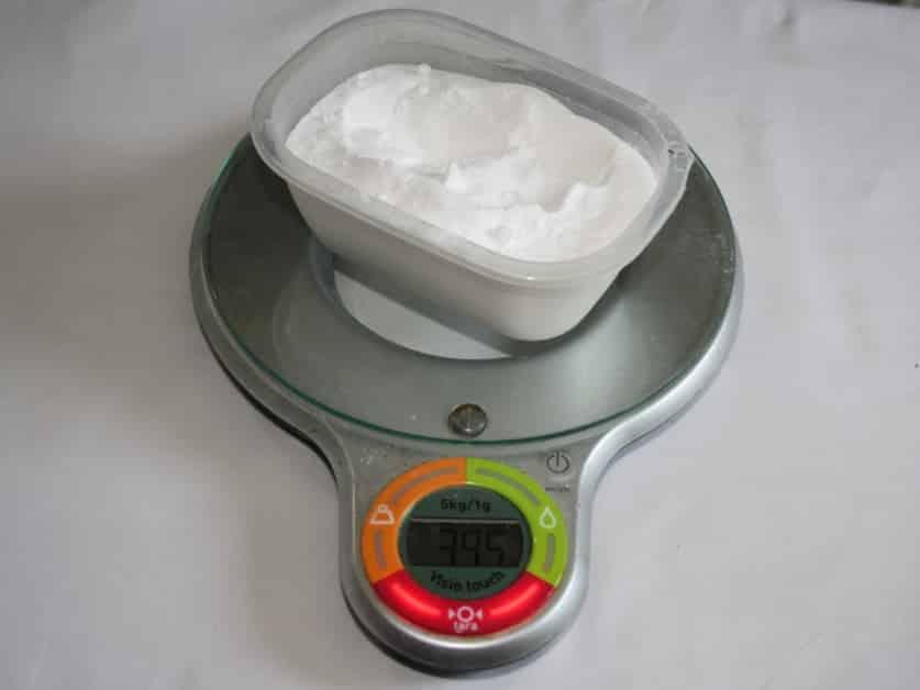 Dosage du Bicarbonate de soude pour le CO2 artisanal