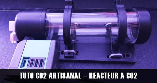 Comment fabriquer un réacteur à CO2 pour son aquarium ?