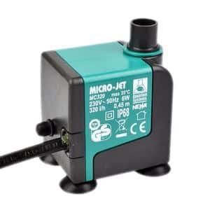 Réacteur CO2 - Microjet mc320